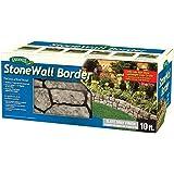 Dalen Gardeneer Stonewall Border - Grey, 10 ft.