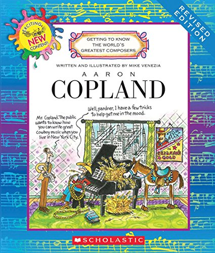 Fun Children's Book About Copland