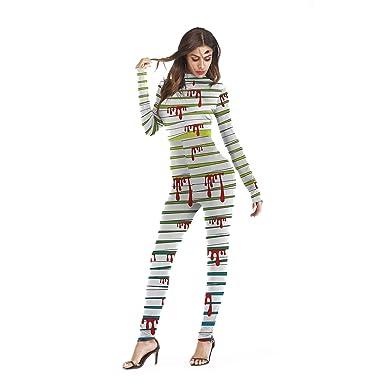 Amazon.com: Melory Halloween – Traje de vestir para mujer ...