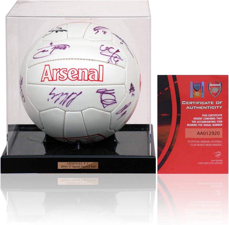 MBS Arsenal FC 2016/17 FA Cup Winning Squad - Balón de fútbol ...