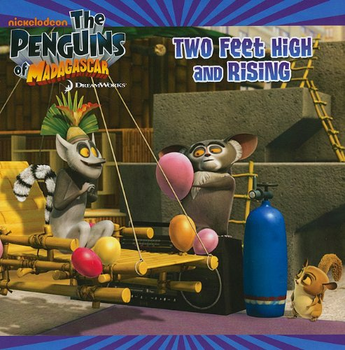 Two Feet High and Rising (The Penguins of Madagascar)