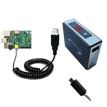Amazon.com: Batería Externa adecuado para el Raspberry Pi ...