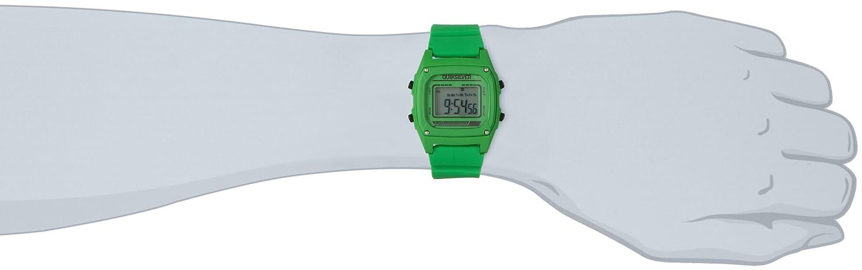 Quiksilver M150DRGRN - Reloj digital para hombre, correa de plástico color verde: Amazon.es: Relojes