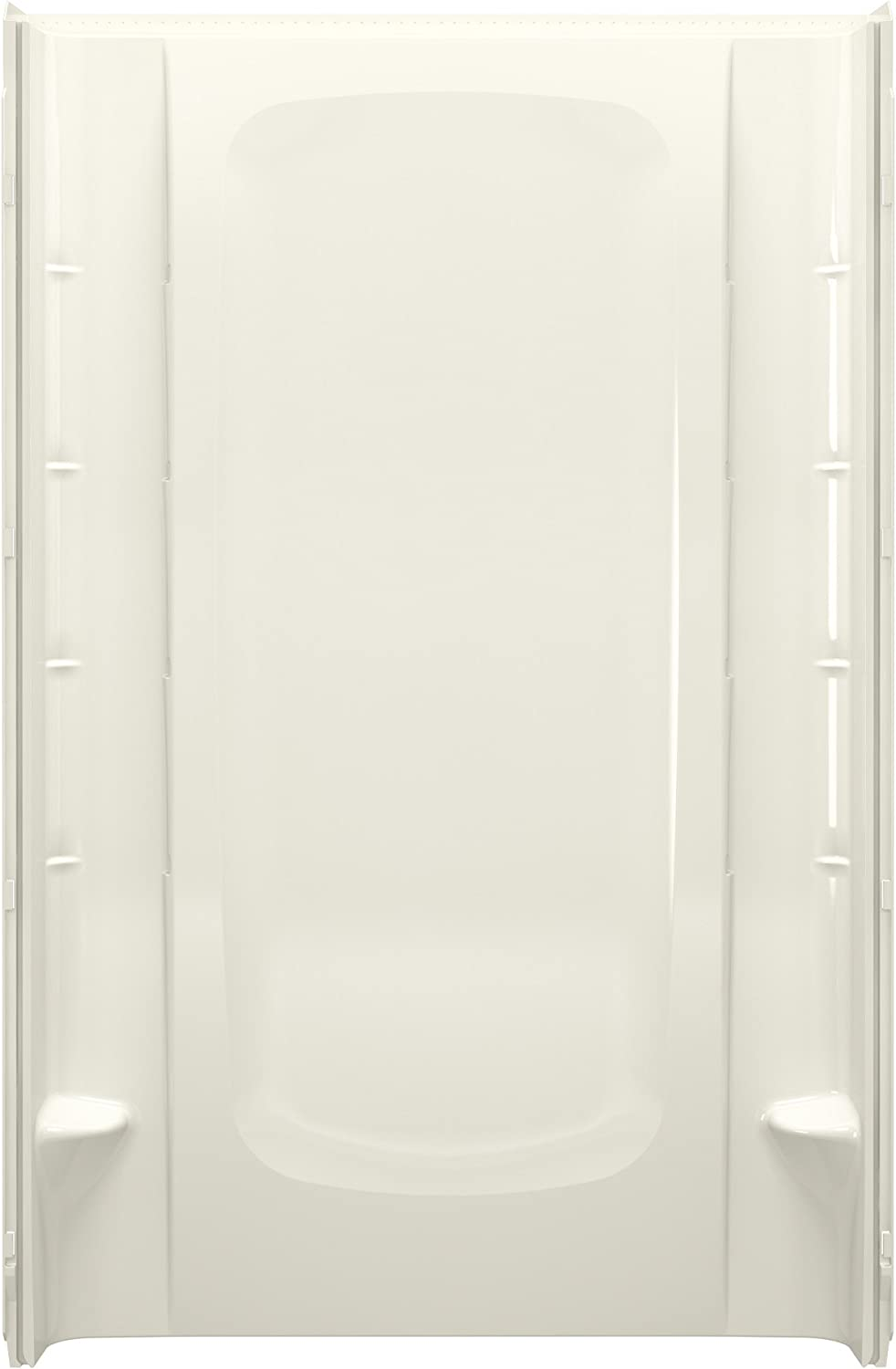 H Back Wall STERLING W x 72-1//2 In Biscuit, a KOHLER Company 72322100-96 Store+ 48 In