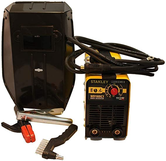Stanley - Soldador Inverter WD160 + maletín