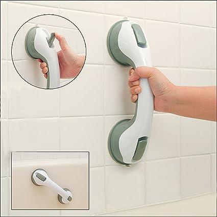 Accessori Bagno Per Anziani E Disabili.Vetrineinrete Maniglia Di Sicurezza Per Vasca Da Bagno E Doccia Con