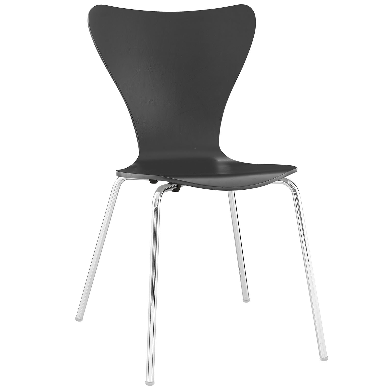 East End Imports Dining Side Chair in Black