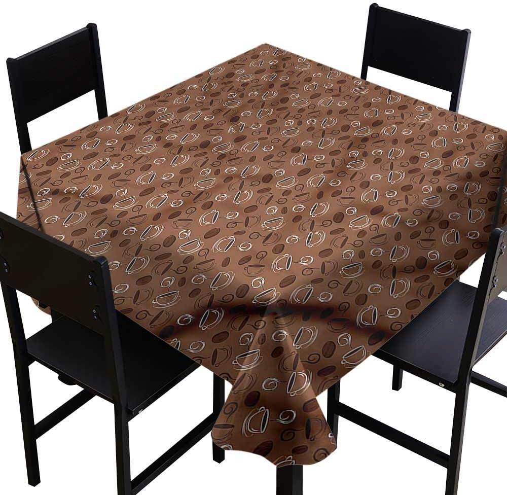 X Shape Espresso Accent Table