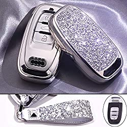 Bling Keyless Remote Cover for Audi