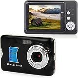 Digital Camera,Powpro PP-CDFE 2.7 inch TFT LCD HD Digital Camera(Black)
