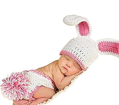 Fashion Unisex recién nacido niño niña bebé ropa fotografía Props ...