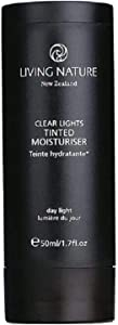 Living Nature Tinted Mosturizer - Day Light I Certified Natural I Cruelty-Free