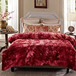 Chanasya-Faux-Fur-Throw-Blanket-Super-Soft-Fuzzy-Light-Weight-Luxurious-Cozy-Warm-Fluffy-Plush-Hypoallergenic-Blanket-for-Bed-Couch-Chair-Fall-Winter-Spring-Living-Room-50-x-65-Maroon