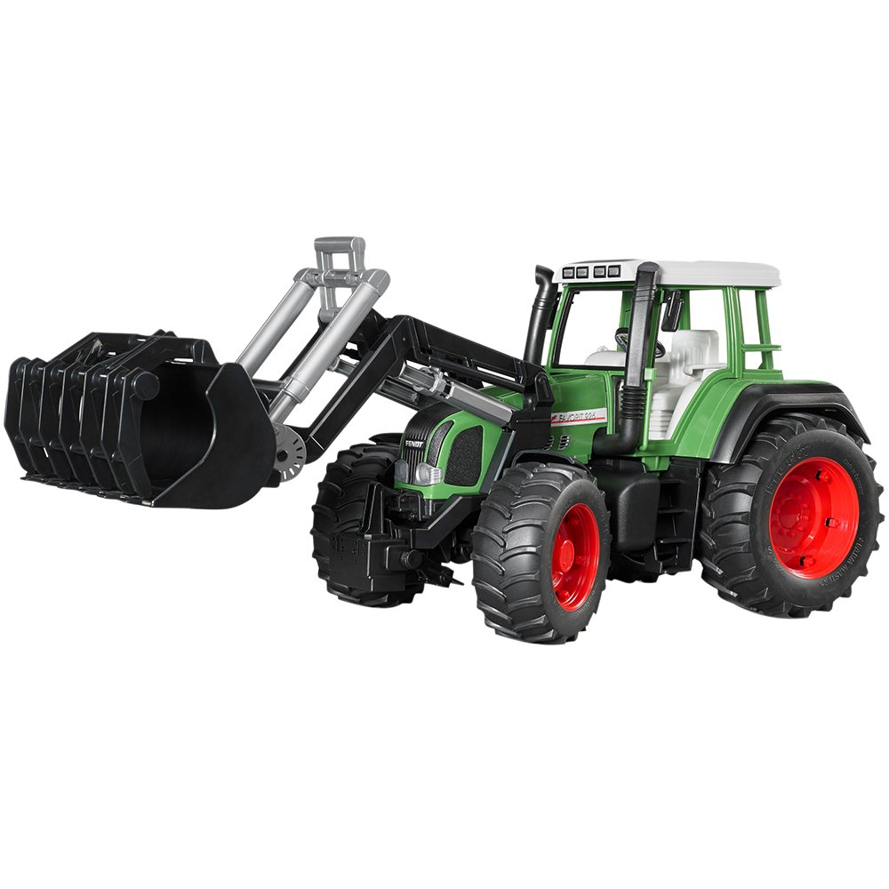 Bruder Fendt Favorit 926 Vario Tractor with Frontloader 02062 BD1431