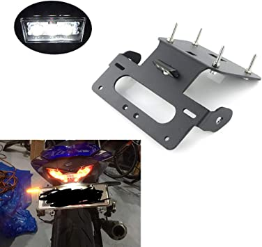 Fits YZF-R25 YZF-R3 MT-25 MT-03 Hot Sell Fender Eliminator License Plate Holder