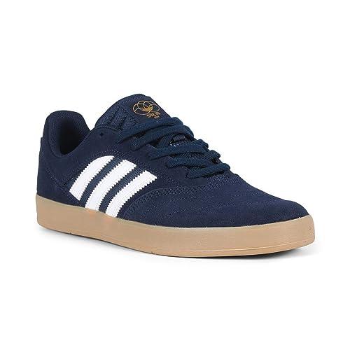 new product 37eb7 d99fd adidas Suciu ADV II, Zapatillas de Skateboard para Hombre, Azul  ConavyFtwwhtGum4, 47 13 EU Amazon.es Zapatos y complementos