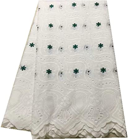 Wine 100/% Cotton African Dry Lace Fabric Nigerian Lace Fabric 2020 High Quality Swiss Voile In Switzerland 5Yardspcs