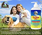 100-Pure-Wild-Caught-Alaskan-Salmon-Fish-Oil-for-Dogs-Cats-Horses-Ethically-Sourced-Premium-Pure-Potency-EPA-DHA-Omega-3-6-Fatty-Acids-Promotes-Glossy-Coat-Immune-Support-Hip-Joint-16-oz