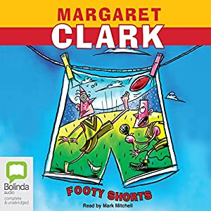 Footy Shorts Audiobook