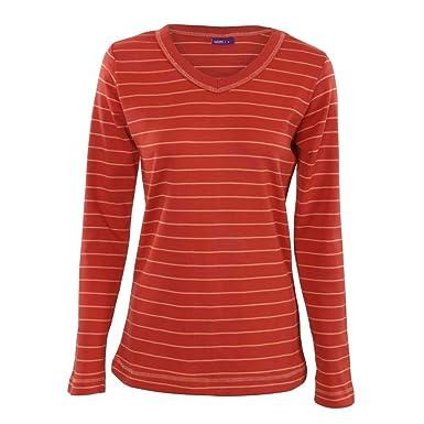 46cb2ec8e6 Living Crafts Damen Pyjama aus Bio-Baumwolle: Amazon.de: Bekleidung