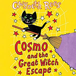Cosmo and the Great Witch Escape Audiobook