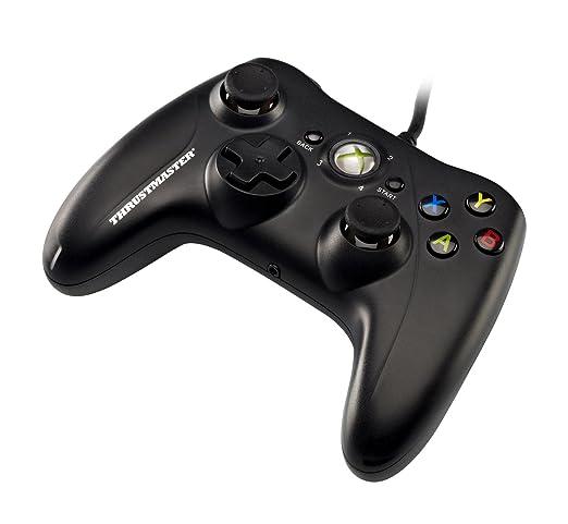 49 opinioni per Thrustmaster- 4460091 GPX- GPX Controller per Xbox 360/PC- Nero
