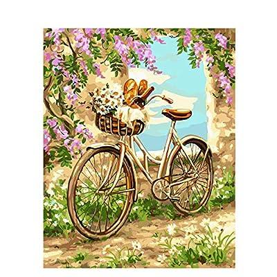 Wacydsd Puzzle 1000 Pezzi Flower Sea Bike Puzzle Classico Kit Fai Da Te Giocattolo In Legno Regalo Unico Decorazioni Per La Casa