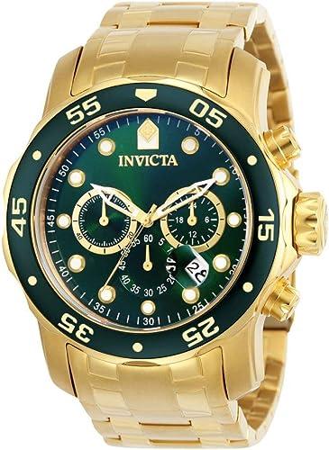 Invicta Pro Diver Scuba 0075 Montre Homme 48mm: Amazon
