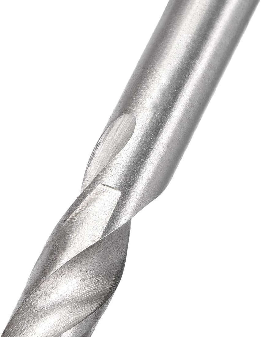uxcell 6.6mm Twist Drill High Speed Steel Bit HSS-4241 for Steel,Aluminum Alloy 1pcs