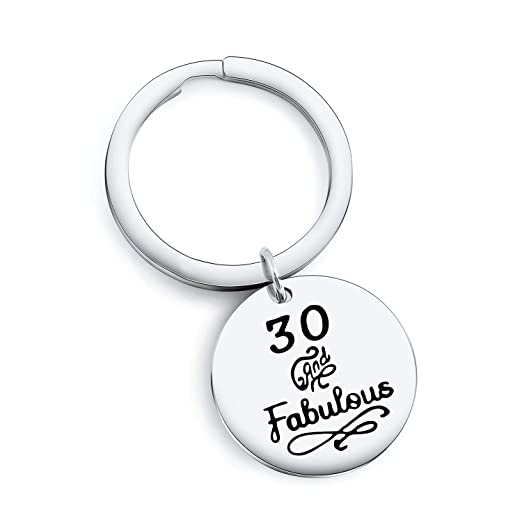 Amazon Thanksgiving Day Gift For Best Friend Birthday Gifts Grandmother Jewelry 70th Keychain