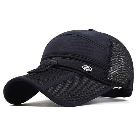 MAOZIGE Sombrero De Golf De Motocicleta Unisex De Secado Rápido ...