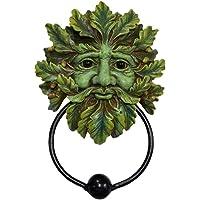 Nemesis Now Door Knocker 20cm Green Man-Aldaba (20