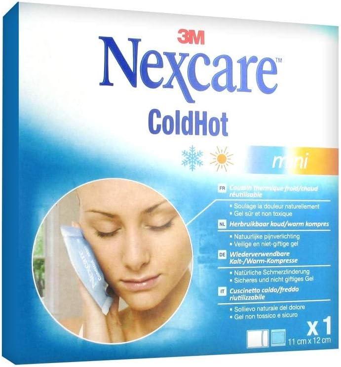 NEXCARE COLDHOT BOLSA FRIO CALOR 10X10: Amazon.es: Salud y cuidado personal