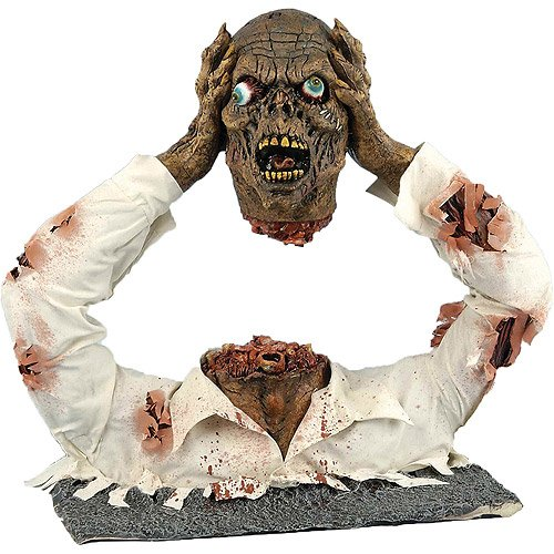 (Forum Novelties Halloween Headless Zombie Ground Breaker)
