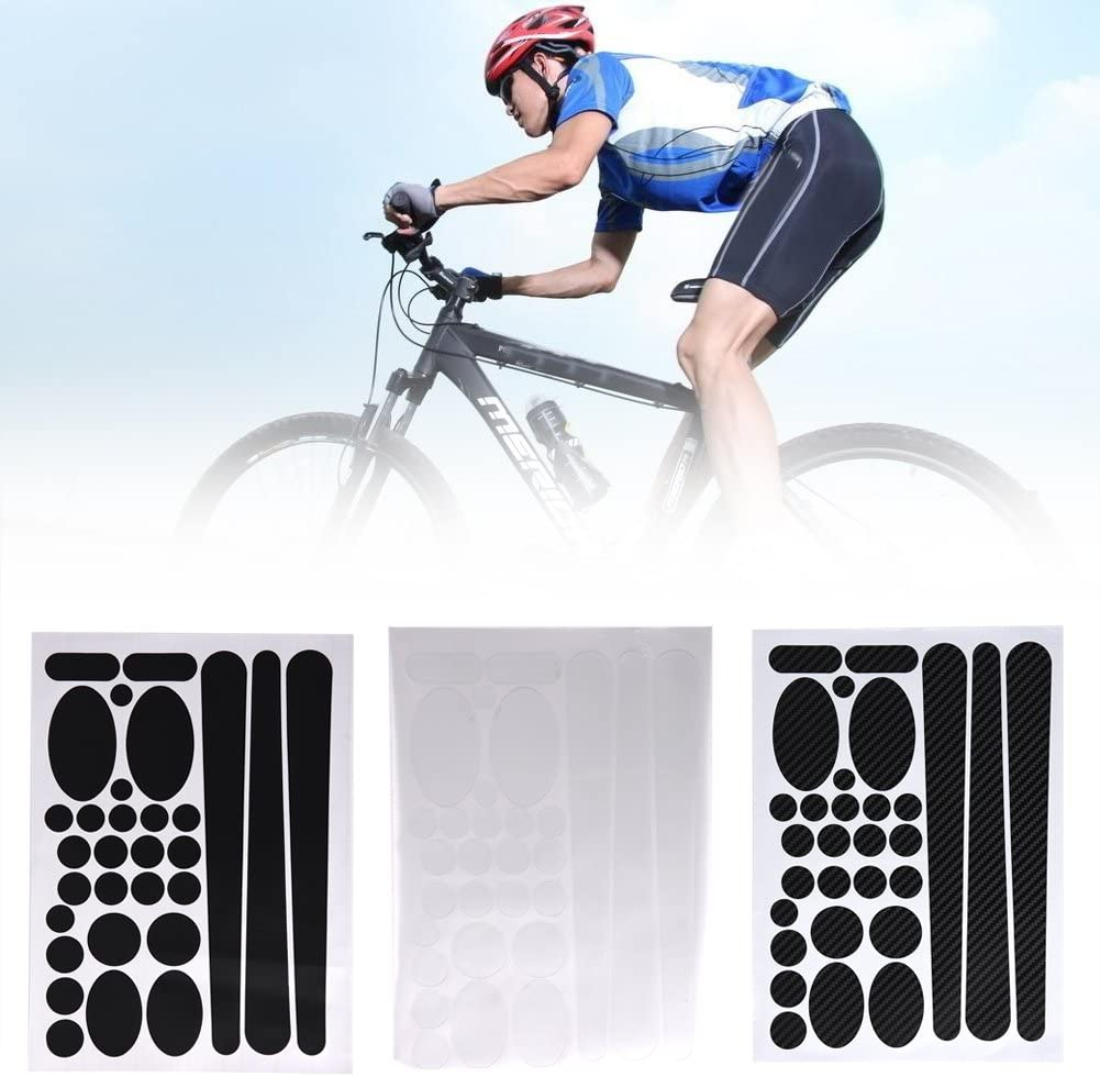 Fashion Chain Stay Frame Protector Set for Bicycle Bike Road Bike Bicycle Decor