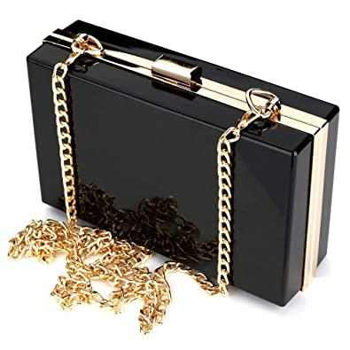 Women Gold Sequin Clutch Purse with Wrist//Sparkly Evening Bag with Flap and Crossbody Chain for Party