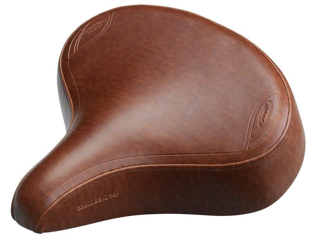 RavX Cruiser X Plush Saddle (Brown) [並行輸入品] B075K73F6J