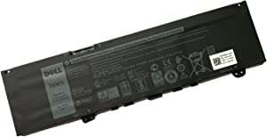 SANISI DELL F62G0 Battery 11.4V 38Wh for Dell Inspiron 13 5370 7370 7373 7380 Vostro 13 5370 Series Notebook P/N: F62G0 F62GO RPJC3 0RPJC3 39DY5 039DY5