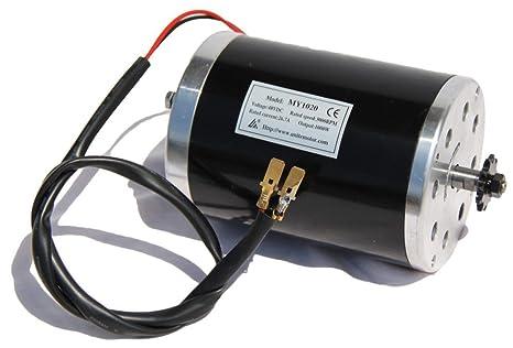 Motor eléctrico, funciona con un motor de 1000 W 48 V ...