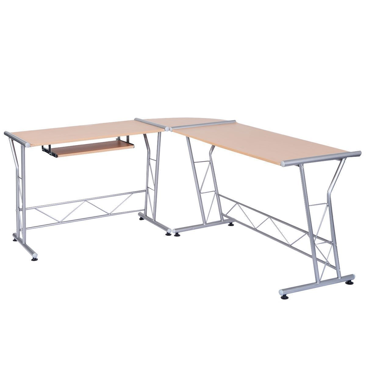 word 39office desks workstations39and. Amazon.com: Tangkula L-shape Computer Writing Work Study Table Workstation Wood Home Office Furniture: Kitchen \u0026 Dining Word 39office Desks Workstations39and
