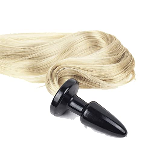 03db84d7d Image Unavailable. Image not available for. Color  sensitives Voluptuous  Newst Sex Horse Tail Anal Plug ...