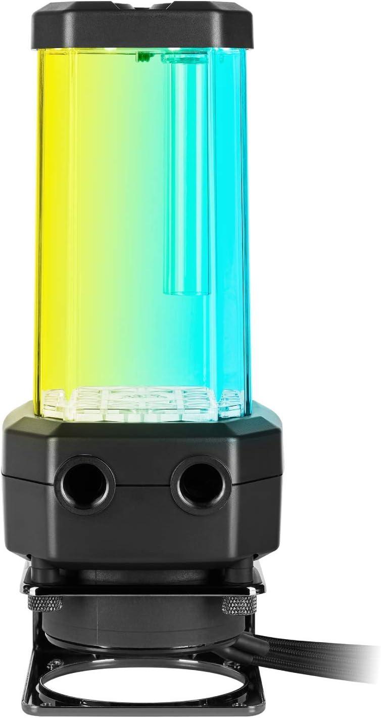 corsair hydro x XD5 Bomba D5 Depósito de 330 ml Diez LED RGB