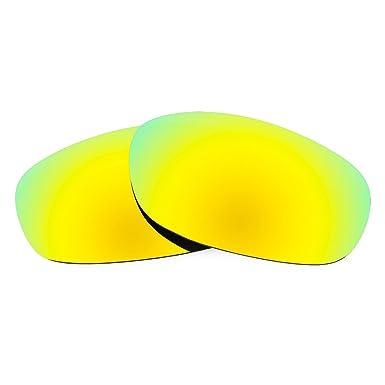Revant Ersatzlinsen für Ray Ban Predator 2 RB2027 Emerald Grün MirrorShield DMNVhV