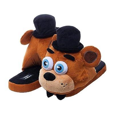 Five Nights At Freddy's Freddy Fazbear Slippers: Shoes