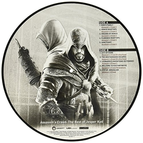 Price comparison product image Assassins Creed: The Best of Jesper Kyd