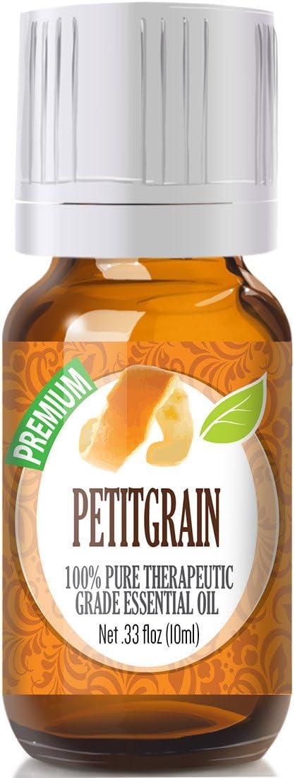 Petitgrain Essential Oil - 100% Pure Therapeutic Grade Petitgrain Oil