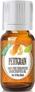 Petitgrain Essential Oil - 100% Pure Therapeutic Grade Petitgrain Oil - 10ml