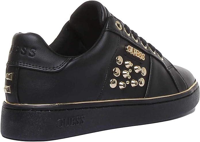 Guess FL7BRA Sneakers con Lacci in Ecopelle da Donna