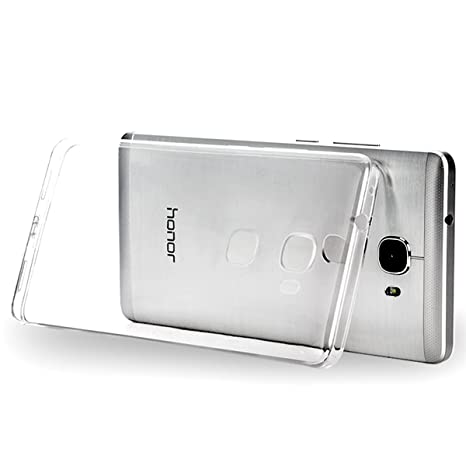 Tektide Funda Protectora para Huawei Honor 7, Ultra Slim, Flexible ...