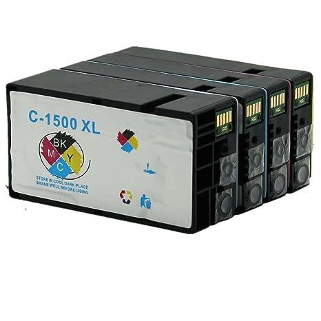 No-Name Cartuchos de Tinta reemplazo para Canon Maxify MB2350 ...